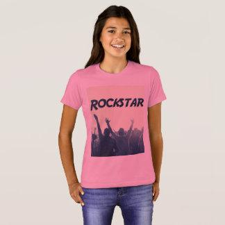 T-shirt Vous êtes un Rockstar !