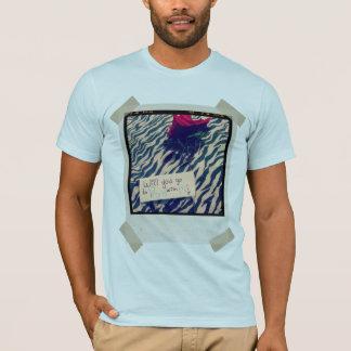 T-shirt Vous irez au bal d'étudiants avec moi (: