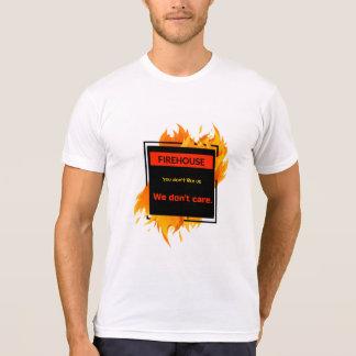 T-shirt Vous ne nous aimez pas… que nous ne nous