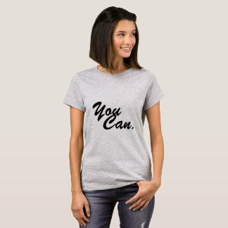 T-shirt Vous pouvez