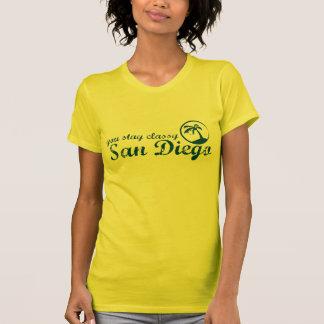 T-shirt Vous restez chics, San Diego.