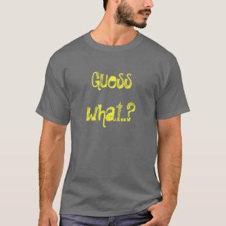 T-shirt Vous sucez ! !