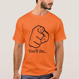 T-shirt Vous suffirez