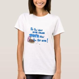 T-shirt Vous voulez des fourmis !