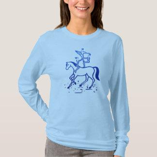T-shirt Voûte, chemise avec le motif de voûte/Voltigieren