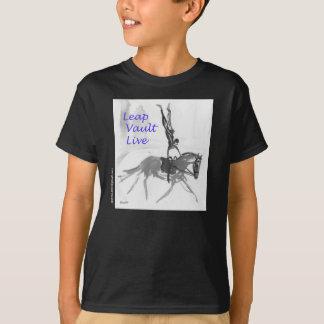 T-shirt - voûte équestre