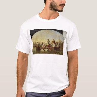 T-shirt Voyage de bateau dans Rheinsberg