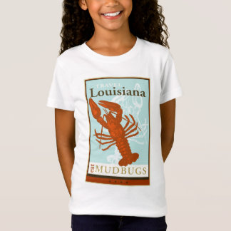 T-Shirt Voyage Louisiane