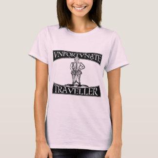 T-shirt Voyageur affligé d'Unfortunate de Thomas Nashe