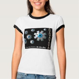 T-shirt Voyez les chaînes