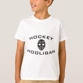 T-shirt Voyou d'hockey