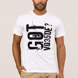 T-shirt VQ35DE obtenu ?