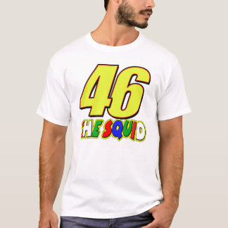 T-shirt VR46Squid