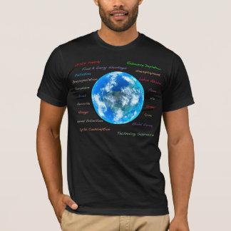T-shirt Vrai changement en ce moment