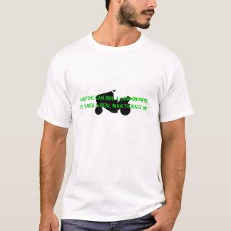 T-shirt Vrai emballage de tondeuse à gazon de faucheuse