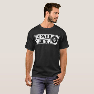 T-shirt Vrai ennemi de hip hop