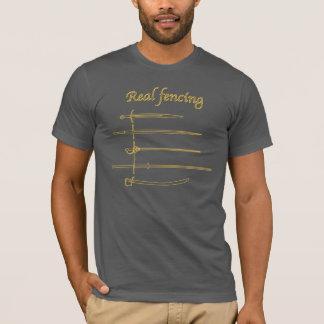 T-shirt Vraie clôture