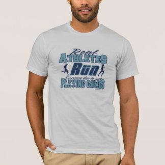 T-shirt Vraie course d'athlètes