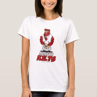 T-shirt Vrais kilts de vêtements pour hommes