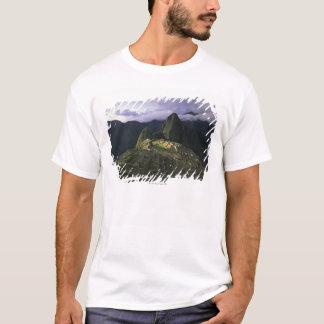 T-shirt Vue aérienne de Machu Picchu, Pérou