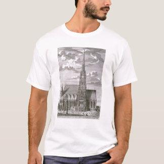 T-shirt Vue de cathédrale de St Stephan
