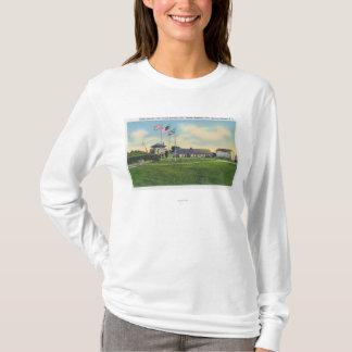 T-shirt Vue de Chambre du conseil de monsieur William