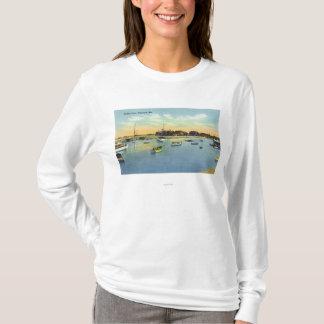 T-shirt Vue de crique de Perkins