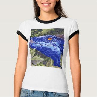 T-shirt Vue de dragon