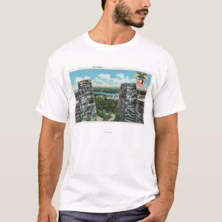 T-shirt Vue de fort Putnam