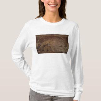 T-shirt Vue de Gênes