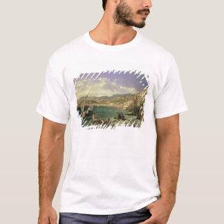 T-shirt Vue de Gênes, 1854 (huile sur la toile)