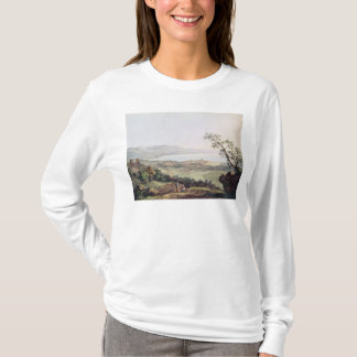 T-shirt Vue de Genève de Saconex en la Savoie