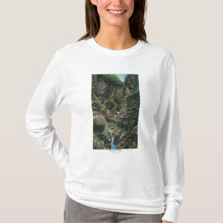 T-shirt Vue de gorge de Minnehaha