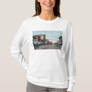 T-shirt Vue de houx StreetBellingham, WA