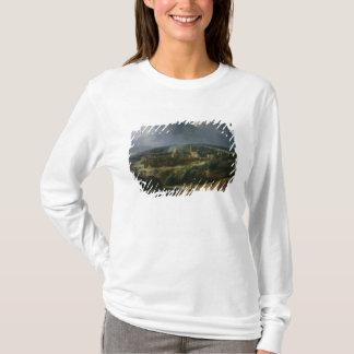 T-shirt Vue de Jérusalem de la vallée de Jehoshaphat