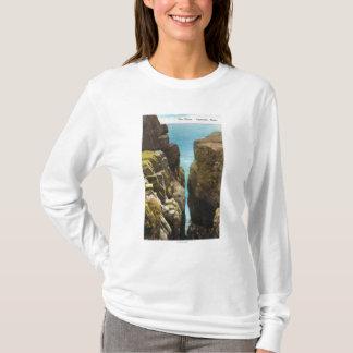 T-shirt Vue de la canalisation