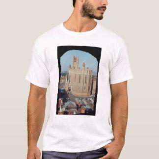 T-shirt Vue de la cathédrale de Sainte-Cecile