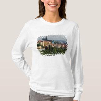 T-shirt Vue de la cathédrale de Vitus de saint, Prague,