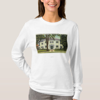 T-shirt Vue de la ?ère école normale en Amérique