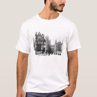 T-shirt Vue de la façade est et du choeur, c.1321-40