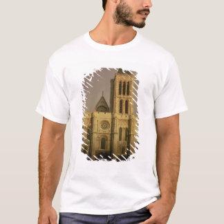 T-shirt Vue de la façade occidentale, c.1135 commencé