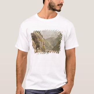 T-shirt Vue de la frontière proche d'Algaby de Galerie