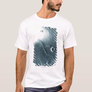 T-shirt Vue de la lune