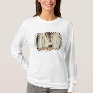 T-shirt Vue de la nef, transformée par William de