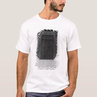 T-shirt Vue de la porte de la La Madeleine