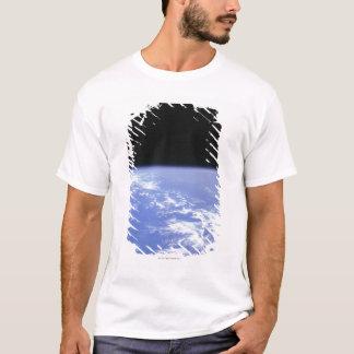 T-shirt Vue de la terre de l'espace