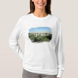 T-shirt Vue de l'aqueduc romain, c.19 construit AVANT