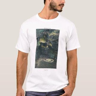 T-shirt Vue de l'autel nuptiale