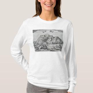 T-shirt Vue de Lhasa, capitale du Thibet