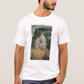 T-shirt Vue de l'organe de tuyau